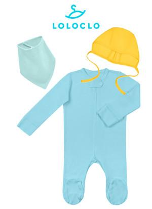 Одежда LOLOCLO для NappyClub Комплект одежды для мальчика 4-6 мес