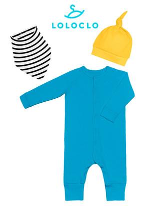 Одежда LOLOCLO для NappyClub Комплект одежды для мальчика 6-9 мес